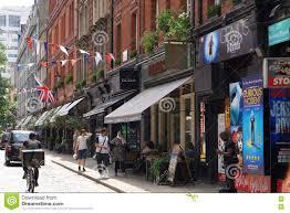 Family Restaurant Covent Garden Shops Cafes And Restaurants In Covent Garden London Street