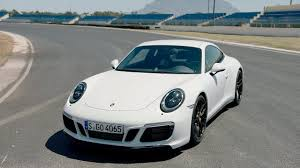 2017 Porsche 911 Carrera Gts Youtube