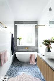 pink tile bathroom ideas bathroom pink and blue tile bathroom decorating idea grey walls