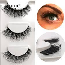 3d extensions 3 pairs makeup 3d mink eyelash extension myecosave