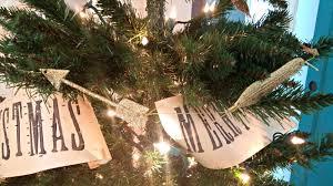 christmas decorating how to create a boho christmas tree