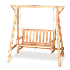 Patio Furniture Superstore by Amazon Com Weatherproof Wood Home Patio Garden Decor Bench Swing