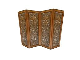 3 panel wood divider astonishing divider screens room dividers