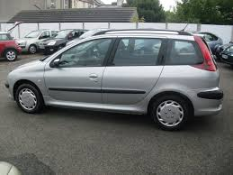 peugeot 2 door car peugeot 206 sw 1 4 s 5d for sale parkers