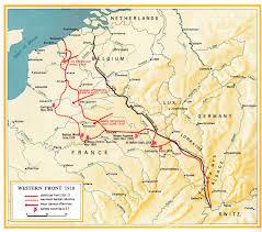 Post Ww1 Map Joyeux Noel World War I Mr Moore U0027s Wh Semester Ii