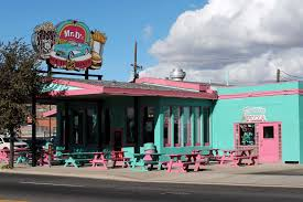 Map Of Old Route 66 by Mr D U0027z Route 66 Diner Kingman Tourism