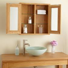 bamboo bathroom wall cabinet property home decoration gallery