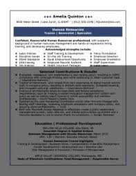 Hr Resume Templates Free Resume Templates Copy Of For Job Hard Format Inside And