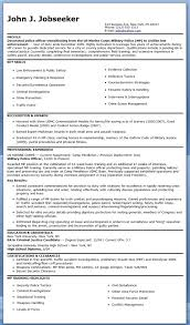 Best Police Officer Resume Example Livecareer by Resume Objective Examples Executive Sample Resume Police Officer