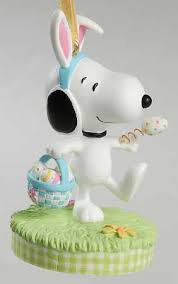 hallmark peanuts easter ornaments at replacements ltd