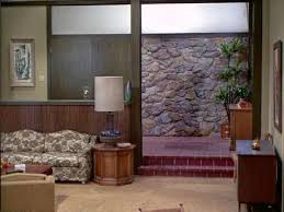 The Brady Bunch House Floor Plan The Brady Bunch Foyer With The Rarely Seen 4th Wall Dwellings