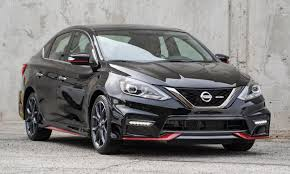 nissan sentra on 22s small yet safe 2017 autonxt