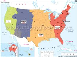 map of usa time zones buy us time zone map
