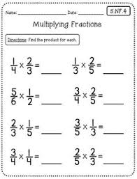 Math Worksheets For 5th Grade 5th Grade Math Worksheets And Division Problems