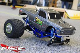 rc monster jam trucks monster truck madness 9 are solid axle monsters for you big