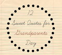 grandparents day quotes disney baby