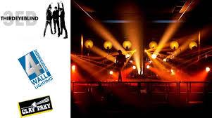 Third Eye Blind 2014 Tour Third Eye Blind Rocks With Clay Paky On Festival Tour Live