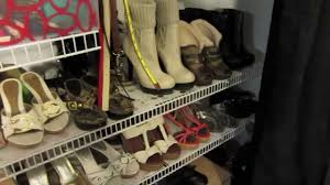 How To Organise Your Closet How To Organize Your Closet Shoe Purses And Accessories
