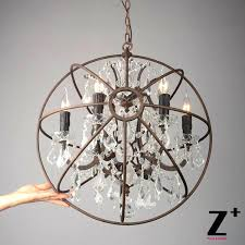 Sphere Chandelier With Crystals Wholesale Chandelier Wholesale Led Chandelier Two C