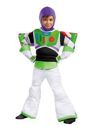 Amazon Com Halloween Costumes Boys Prestige Buzz Lightyear Costume Halloween Costumes