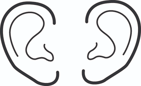 human ear clipart clipartxtras