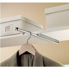 Laundry Cabinet With Hanging Rod Best 25 Closet Rod Ideas On Pinterest Closet Remodel Dressing