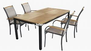 Wooden Outdoor Tables Sensational Design Outdoor Table And Chairs Patio Furniture For