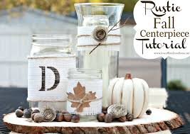 rustic fall centerpiece tutorial love family u0026 home