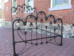 best 25 cast iron beds ideas on pinterest rustic landscaping
