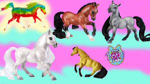 minnie whinnies breyer pony gals horses hailey emily mini whinnies
