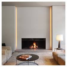 Beautiful Contemporary Fireplace Designs Contemporary Interior - Fireplace wall designs