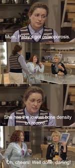Ab Fab Meme - eddy is such an idiot i love her tv series pinterest