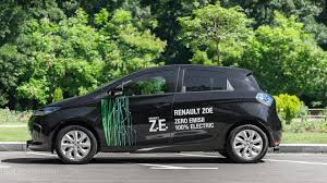 renault green 2015 renault zoe review autoevolution