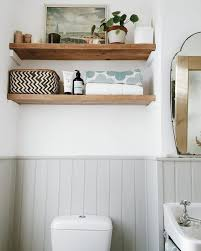 bathroom accessory ideas the 25 best bathroom shelves ideas on half bathroom