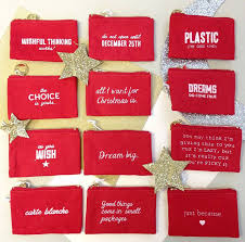 christmas gift card money zip purse by posh totty designs