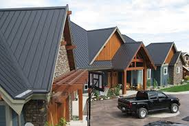 interlock standing seam maritime permanent roofing