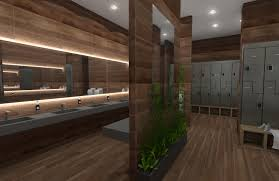 Bathroom Design Nyc by Bathrooms Of Crossfit Solace Renderings Of A New Luxury Crossfit