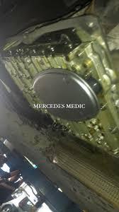 mercedes transmission flush diy automatic transmission fluid change 722 6 5 speed mb medic