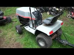 how to wire a riding lawnmower where do all of the wires go