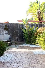 Ikea Patio Tiles Backyard Patio With Ikea Platta Decking I Made This Pinterest