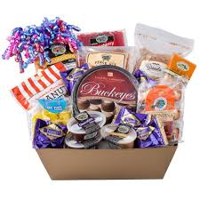 ohio gift baskets flavor of ohio gift basket gourmet gift baskets