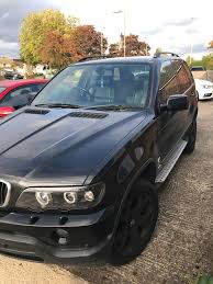 Bmw X5 63 Plate - bmw x5 3 0d m sport black in basingstoke hampshire gumtree