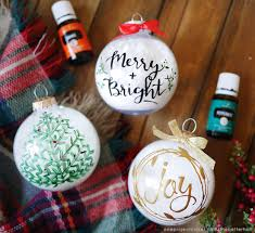 bath salt ornaments with free printable tag one project closer