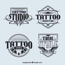tattoo shop name generator tattoo logo vectors photos and psd files free download