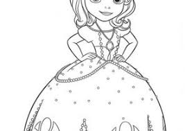 princess sofia coloring pages coloring4free