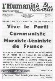 si e parti communiste sur la fondation il y a cinquante ans du parti communiste marxiste