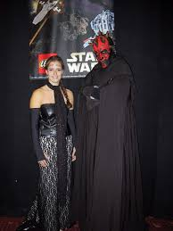 darth maul en queen amidala by dutchdarthmaul on deviantart