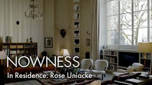in residence rose uniacke inside the interior designers london