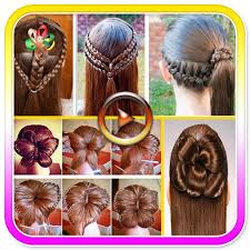 hairstyles for girl video hair styles videos 2016