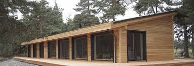 energy saving house eric and flo wooden house modern and energy saving namas b v
